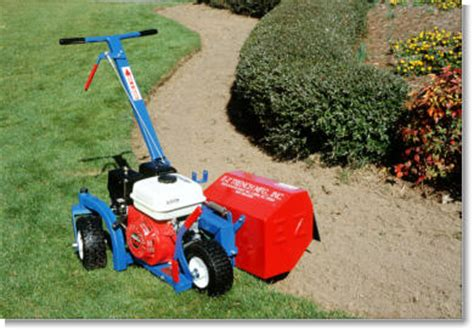 Ez Trench Bed Edger by Blue Waters Equipment Rental Llc Bed Edger