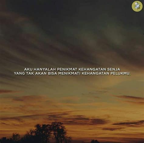 Quotes Keindahan Senja