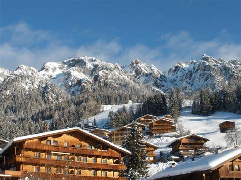 Die Holzhäuser Von Alpbach Scheinen Alles Neuzeitliche