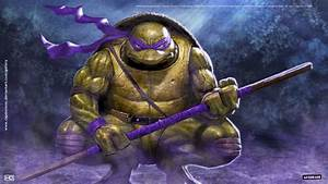 Teenage Mutant Ninja Turtles Donatello wallpaper - 72691