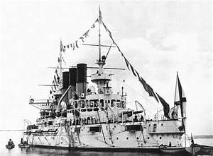 In 1905, Japanese Battleships Pulverized a Russian Fleet ...