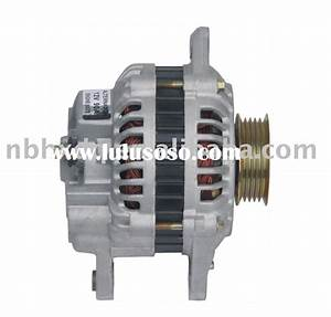 Schemat Alternator 90a Valeo  Schemat Alternator 90a Valeo