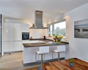 U Form Küchen Modern : moderne k chen in u form ideen bilder houzz ~ Sanjose-hotels-ca.com Haus und Dekorationen