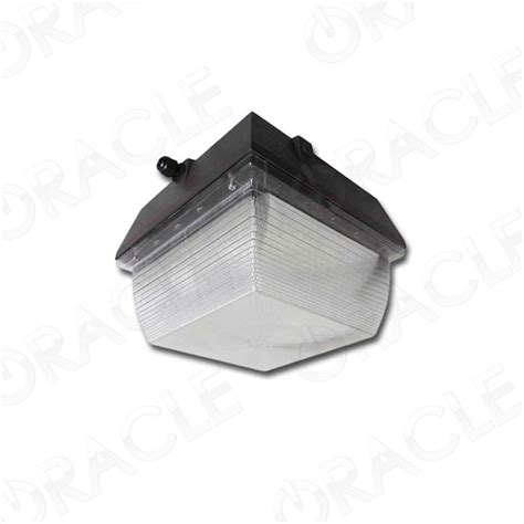 led 40w high intensity canopy light fixture