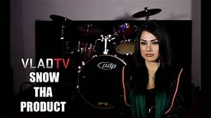 Snow Tha Product: I Could Never Date a Male Rapper - YouTube