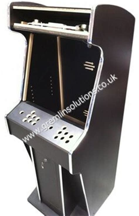 pinball cabinet flat pack flat pack upright arcade cabinet kit gaming