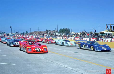1971 Sebring 12 Hours Race Photos History Profile