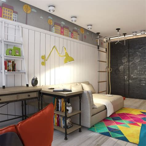 Funky Rooms That Creative Would by Funky Rooms That Creative Would