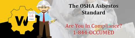 osha medical surveillance asbestos physical