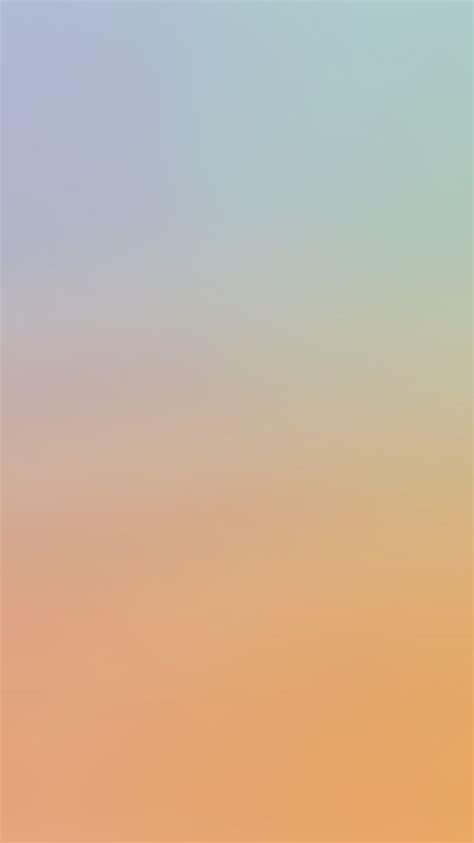 sm orange pastel blur gradation wallpaper