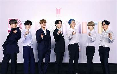 Bts Dynamite Album Deluxe Conference Press Global