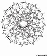 Mandala Coloring Spiral Coloriage Printable Adult Mandalas Colorear Colorier Relaxation Stars Adulte Colouring Sheets Sun Geometric Hubpages Therapy Therapie Mystical sketch template