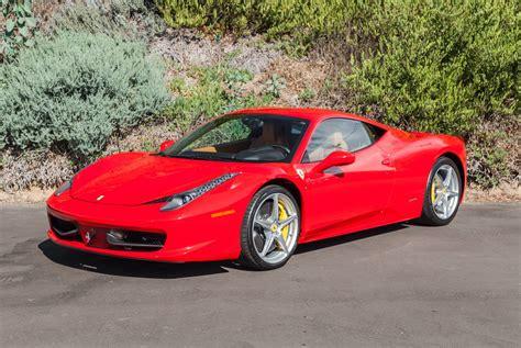 2015 Ferrari 458 Italia In Newport Beach Ca United States