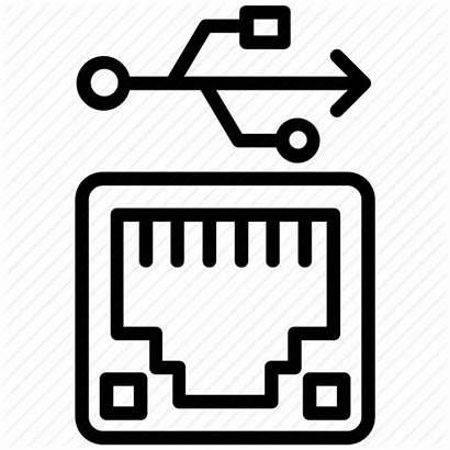 Port Icon Data Network Internet Tcp Storage