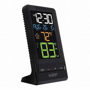 La Crosse Technology Indoor Outdoor Thermometer Instructions