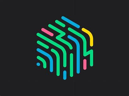 Dribbble Animation Animated Logos Dynasty Intelligence Artificial