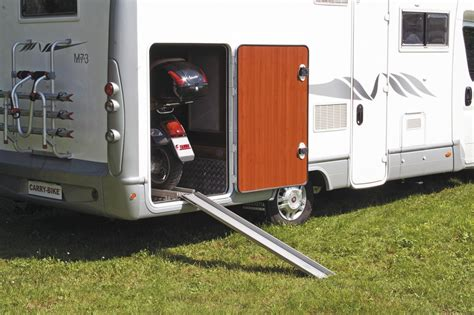 rv with garage cervan tow and auxiliary vehicles build a cervan
