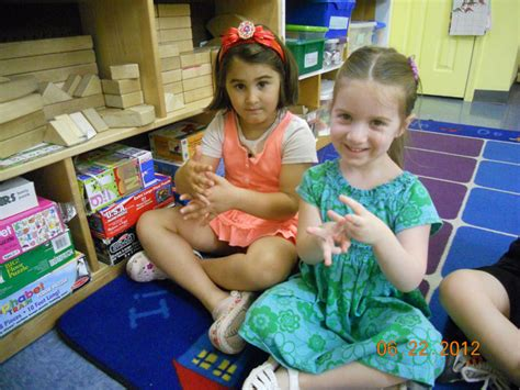 two nassau preschools teach students about special needs 786 | Growing Tree ASL