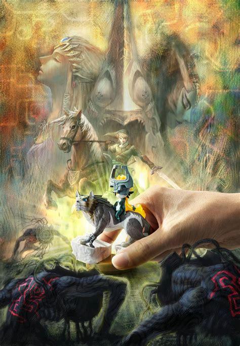 Zelda Twilight Princess Hd Artworks Renders Hyrule