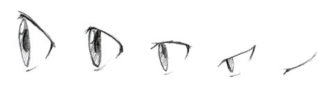 Anime Eyes Looking Left Johnnybro S How To Draw Manga How To Draw Manga Eyes