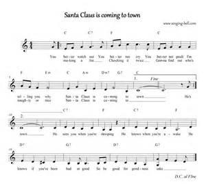 Rockin Around Christmas Tree Piano Notes