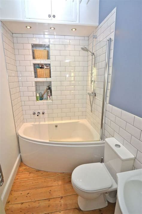 46 Small Bathroom Ideas That Increase Space #