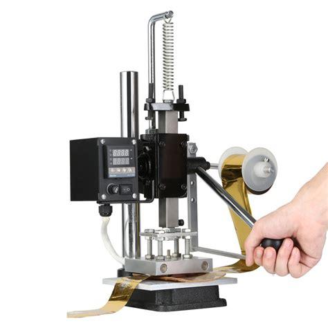 ruicai wood plastic paper embossing machine hv  cm