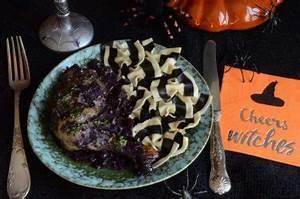 Recette Halloween Salé : poulet violet la sauce verte recette halloween sal e ~ Melissatoandfro.com Idées de Décoration