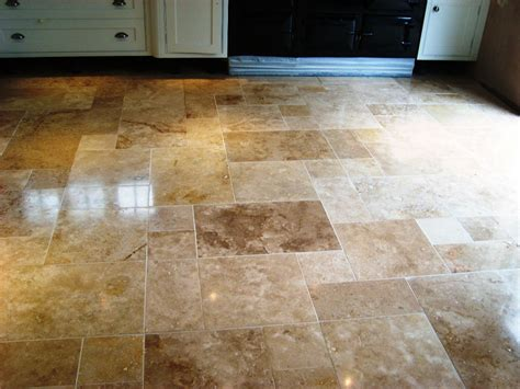 cleaning sealing travertine floor tiles in havant tile