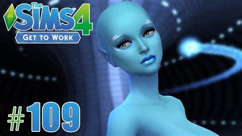sims  sexy alien chick part  sonny daniel