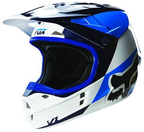 fox v1 motocross helmet fox racing v1 mako helmet revzilla