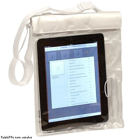 Accessoires Tablette Tactile High Tech étui De Protection Pour Tablette Tactile Nature