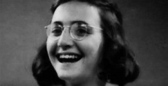 Meet Margot Frank, The Older Sister Of Anne Who Also Had A ...