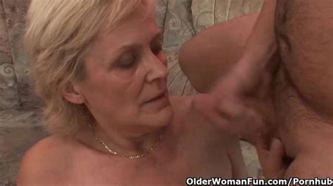 Sex Starved Grannies Need Their Daily Cumshot Thumbzilla