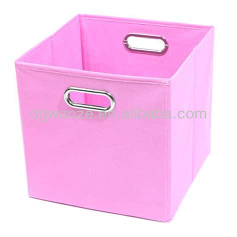 oeillet m 233 tallique carr 233 bo 238 te de rangement en tissu avec des cartons bo 238 tes caisses de