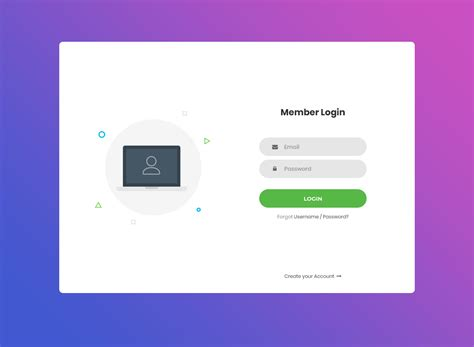 50 Free Html5 And Css3 Login Form For Your Website 2018