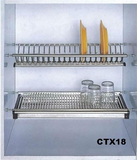 kitchen stainless steel wall dish rack ctx buy wall dish rackstainless steel dish