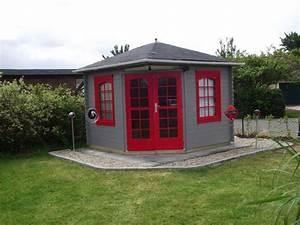 Gartenhaus 25 Qm : gartenhaus rot grau my blog ~ Whattoseeinmadrid.com Haus und Dekorationen