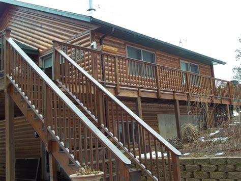 deck construction northwestern wisconsin