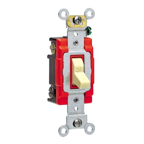 20 double pole light switch agri sales inc