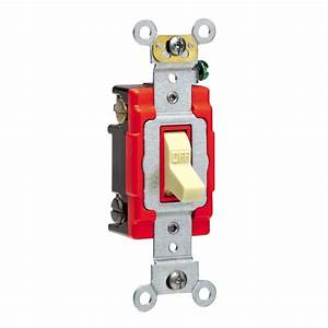 20 Amp Double Pole Light Switch