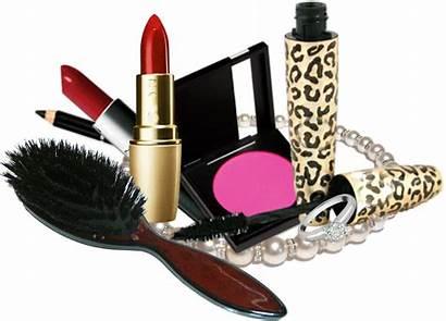 Makeup Kit Transparent Clipart Artist Background Materials