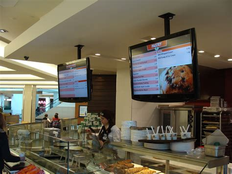 cuisine tv menut toronto digital signage by mirada media