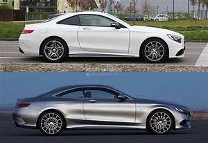 Mercedes S Coupe : what mercedes model is hiding under the mock up bodywork of this s63 coupe autoevolution ~ Melissatoandfro.com Idées de Décoration