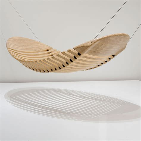 Wooden Hammock by Wooden Hammock By Adam Cornish Design Lifestyle Fancy