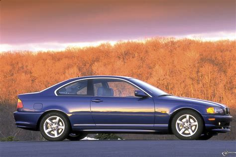 3 Series Coupe (2000) (bmw, Bmw Series