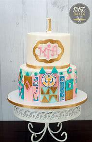 Small World Birthday Cake