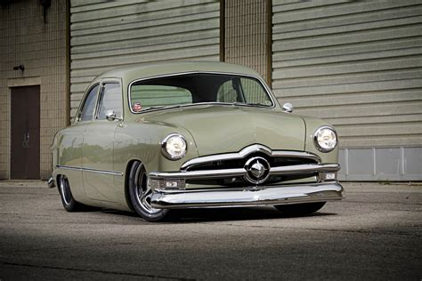 Rocky Boler's 1949 Ford Is Pure Hot Rod And Pure Custom