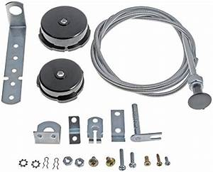 Choke Conversion Kit Electric Vehicle Gear Cable