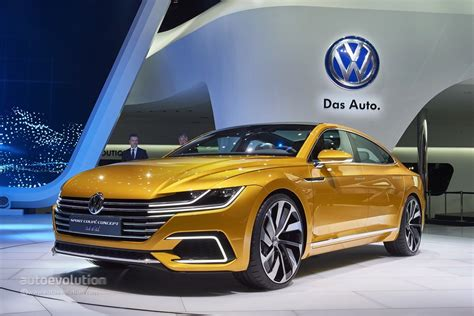 vw sport coupe concept gte revealed   turbo